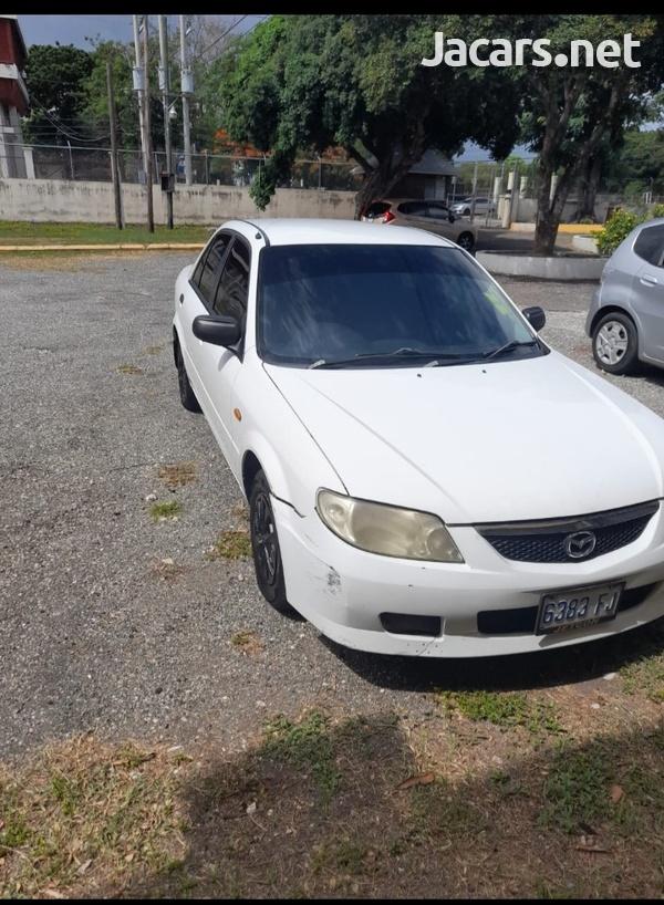 Mazda Familia 1,3L 2001-13