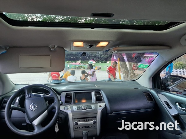 Nissan Murano 1,5L 2013-3