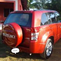 Suzuki Grand Vitara 1,6L 2014