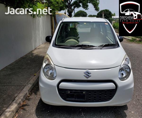 Suzuki Alto 0,7L 2013-13