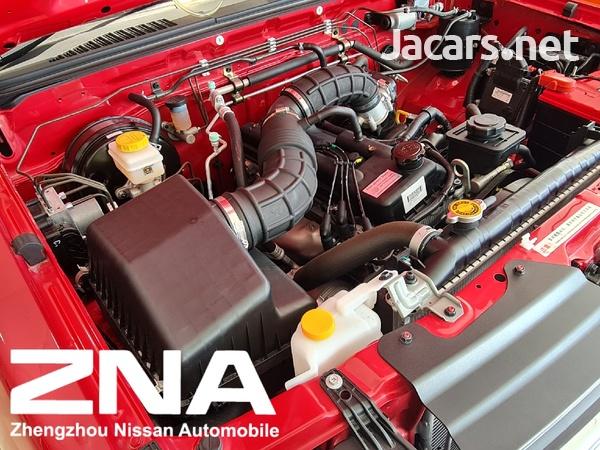 Nissan Pickup 2,4L 2020-5