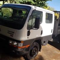 Mitsubishi Canter Tipper 7. 5 Tonnes Truck
