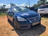 Nissan Bluebird 1,6L 2014