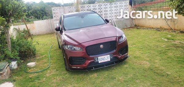 Jaguar F-Pace 2,0L 2017-4