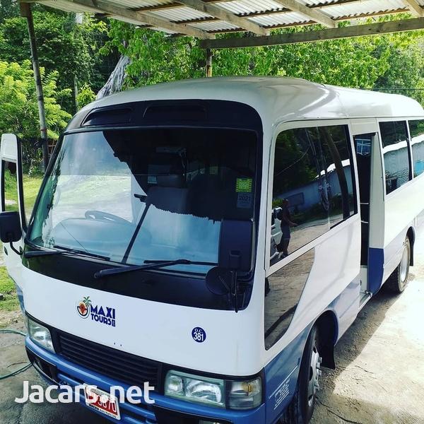2001 Toyota Coaster Bus-5