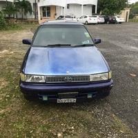 Toyota Corolla 1,0L 1989