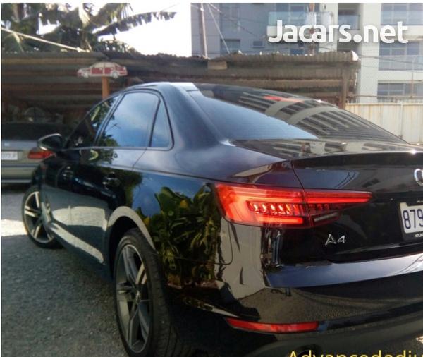 Audi A4 2,0L 2018-5