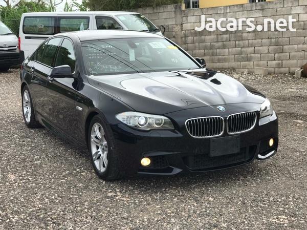 BMW 5-Series 2,3L 2013-3