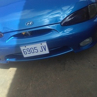 Hyundai Accent 1,5L 1998
