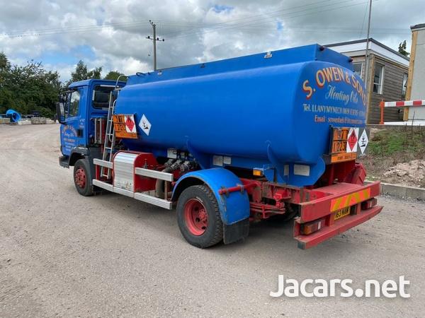 2001 DAF LF Water Truck-2