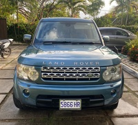 Land Rover Discovery TD5 3,0L 2011