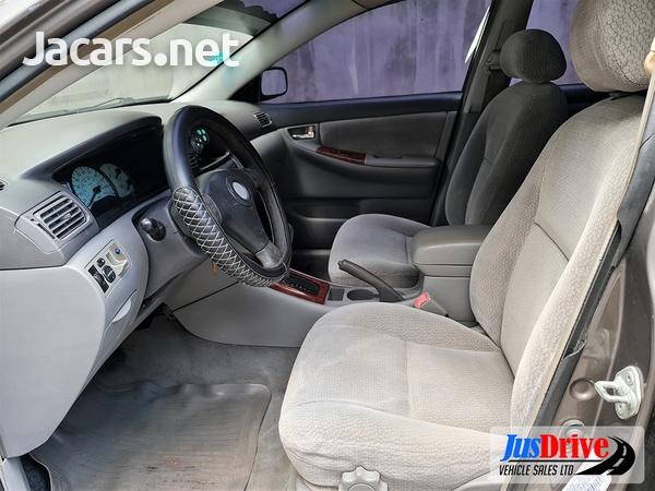 Toyota Corolla Altis 1,8L 2004-9
