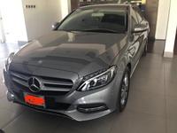 Mercedes-Benz C-Class 1,6L 2015