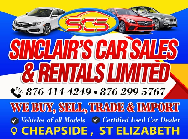 Sinclairs Car Sales & Rentals