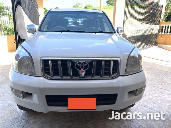 Toyota Prado 2,7L 2009-4