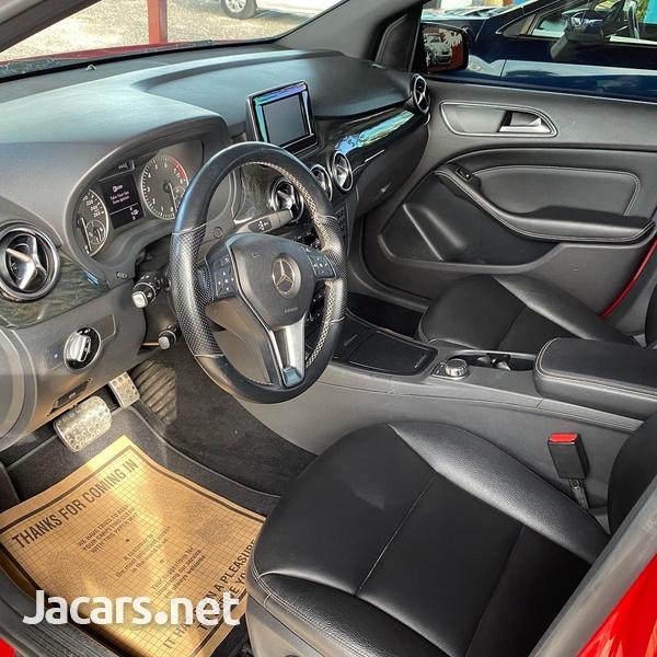 Mercedes-Benz B-Class 2,0L 2013-8
