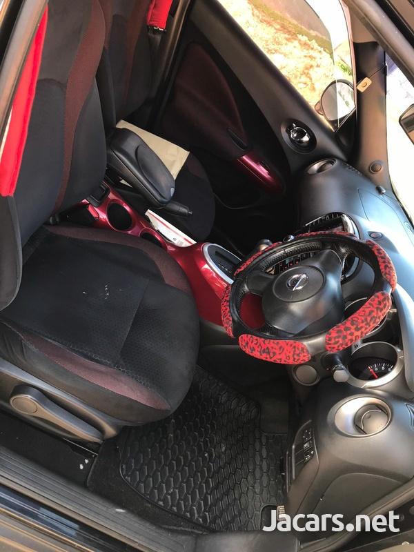 Nissan Juke 1,5L 2011-7