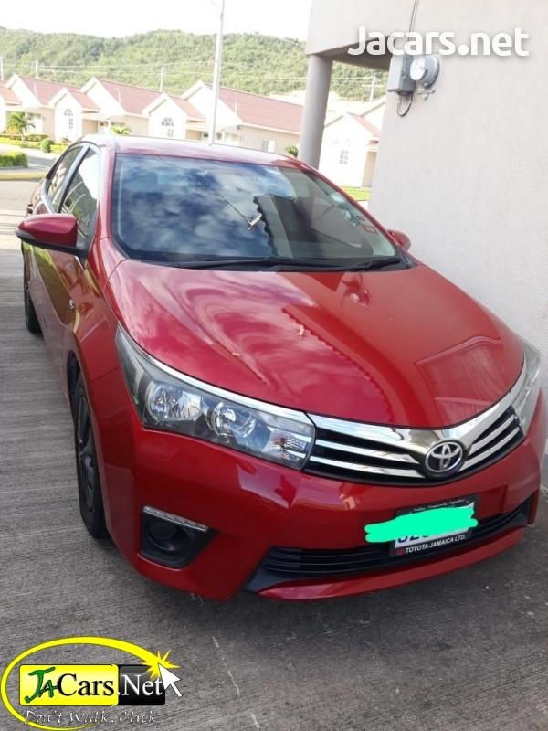 Toyota Corolla 2015-1