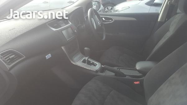 Nissan Sylphy 1,6L 2016-7