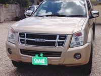 Isuzu Pick-up 3,0L 2010