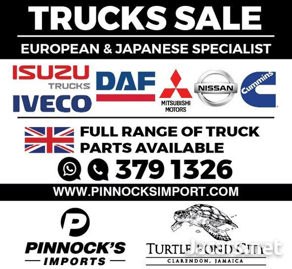 TRUCK PARTS AND MACHINERY SALES-5