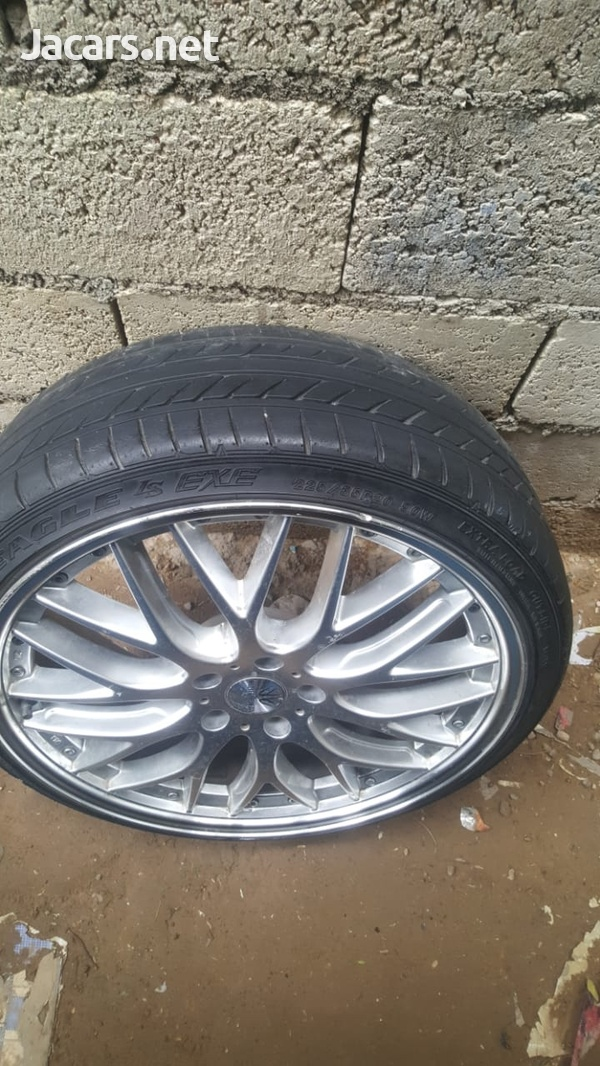 20 inch rims with tyre-3