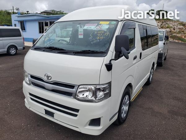 Toyota Hiace 2,0L 2013-2