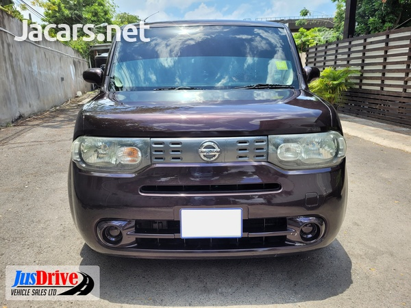 Nissan Cube 1,4L 2012-2