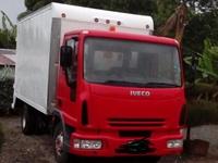 2005 Iveco Box Truck
