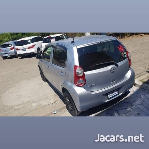 Toyota Passo 1,3L 2014-8