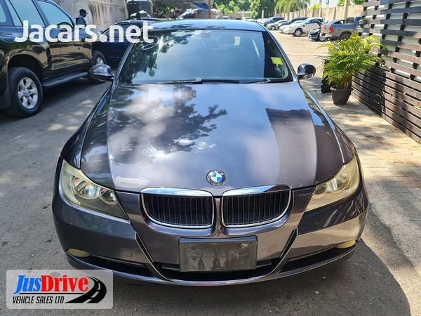 BMW 3-Series 2,0L 2008-2