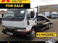 Mitsubishi Canter 2 Car Transporter 7.5T 2001