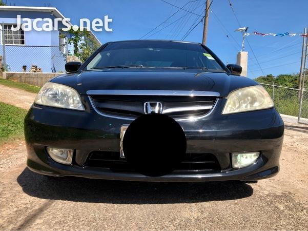 Honda Civic 2,0L 2004-2
