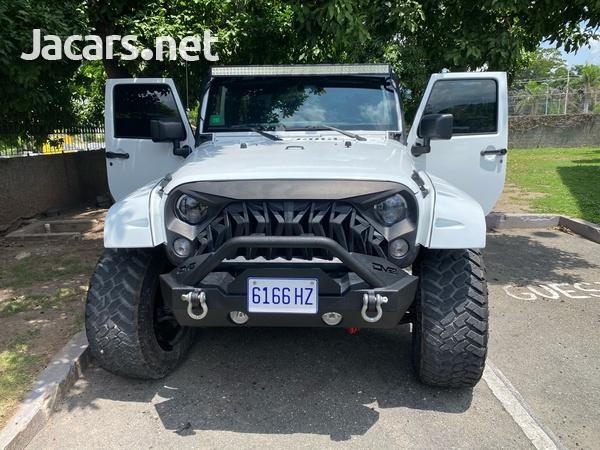 Jeep Wrangler Sport Unlimited 3,6L 2014-1