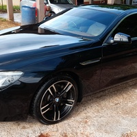 BMW 6-Series 3,0L 2012