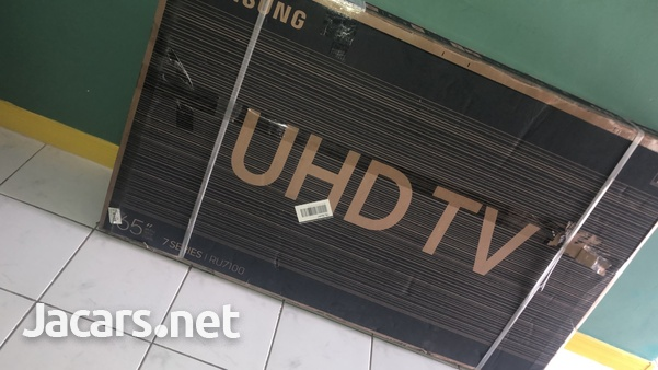 Samsung smart tv, New-4