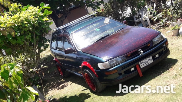 Toyota Corolla 1,3L 1999-1