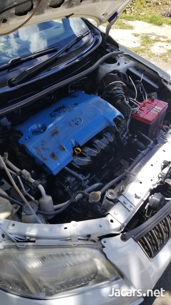 Toyota Axio 1,6L 2008-10