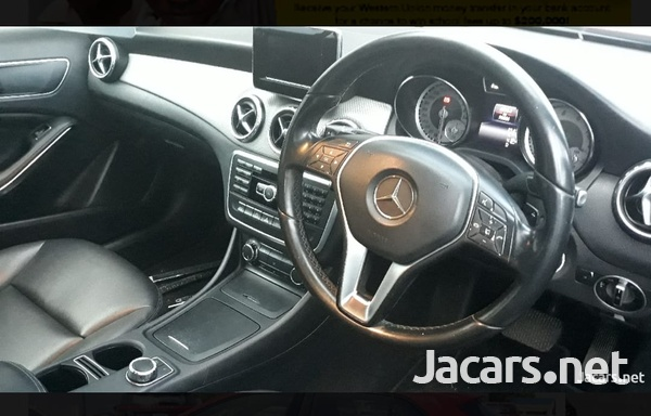 Mercedes-Benz GLA-Class 2,0L 2015-13