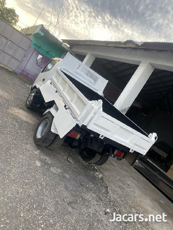 2002 Hino Dutro Tipper Truck-5