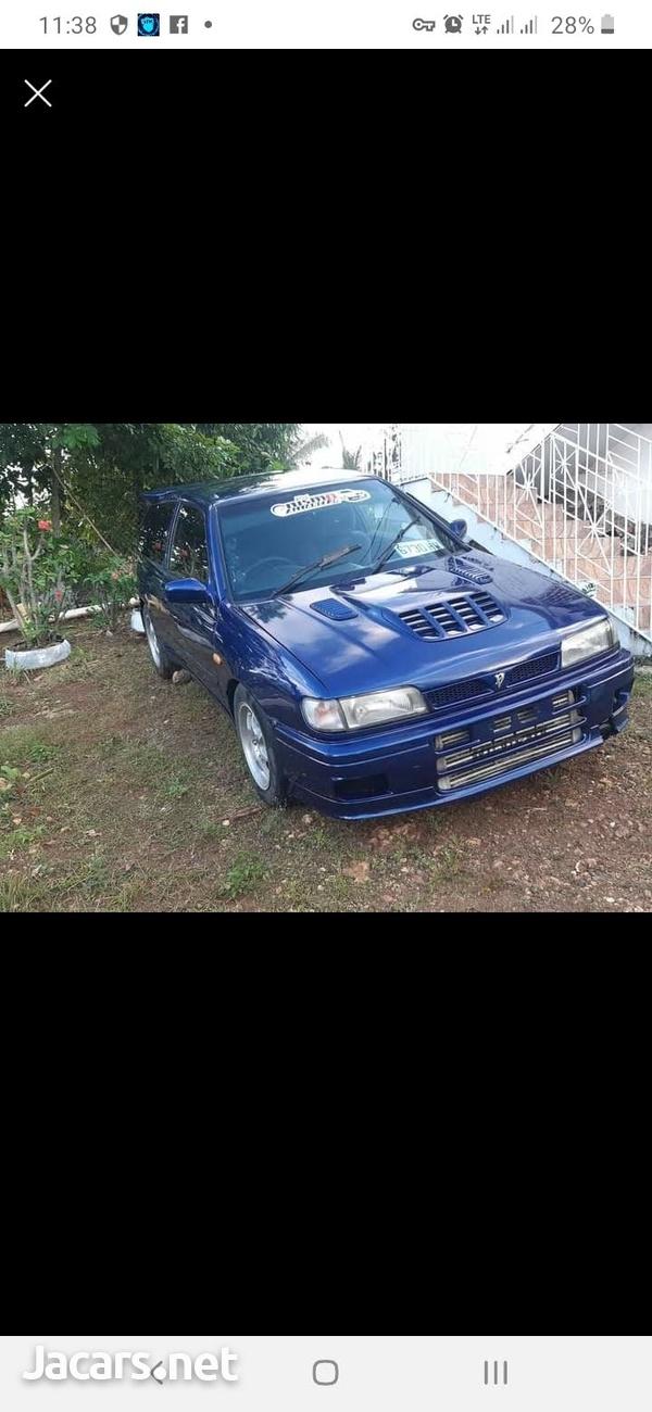 Nissan Pulsar 2,2L 1993-1