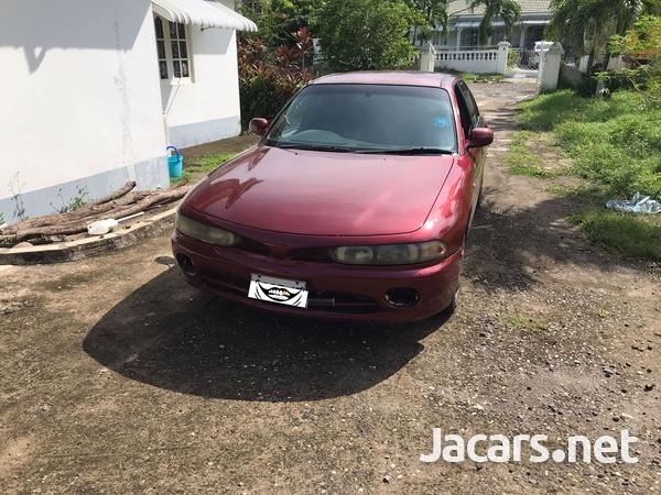Mitsubishi Galant Fortis 2,0L 1996-2