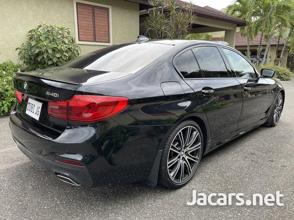 BMW 5-Series 3,0L 2017-3