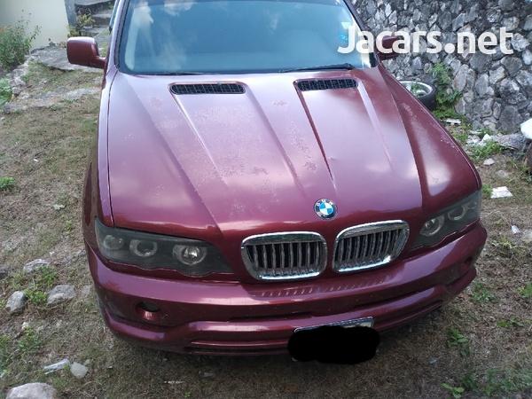 BMW X5 3,0L 2001-1