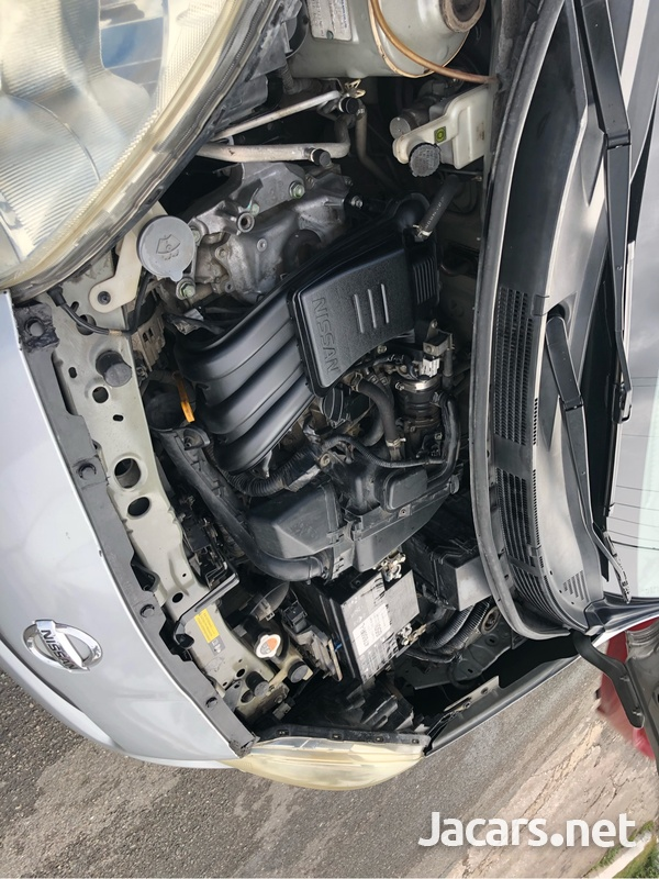 Nissan March 1,2L 2013-8