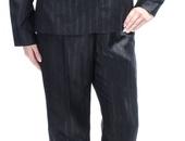 NWT Le Suit Pant Suit 3 pieces - Black sz 12 US