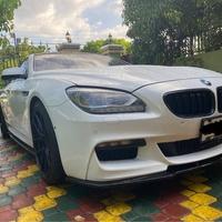 BMW 6-Series 3,0L 2013