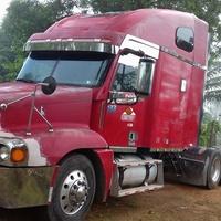 1999 Freightliner Trailer Head