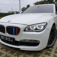 BMW 7-Series 3,0L 2013