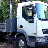 2006 DAF 7.5T Tipper Truck